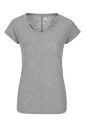 Retreat Slouch Womens Tee