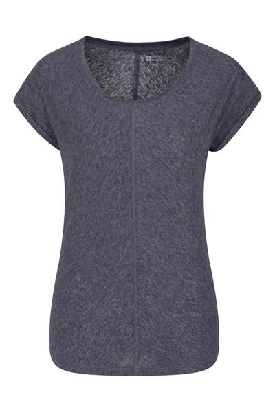 Retreat Slouch Womens T-Shirt - Navy