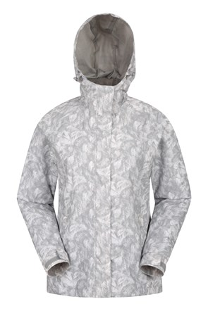 Torrent Womens Printed Waterproof Jacket