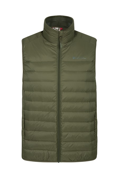025769 FEATHERWEIGHT DOWN GILET
