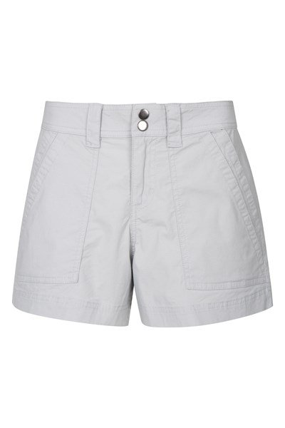 Coast Womens Shorty Shorts - Grey