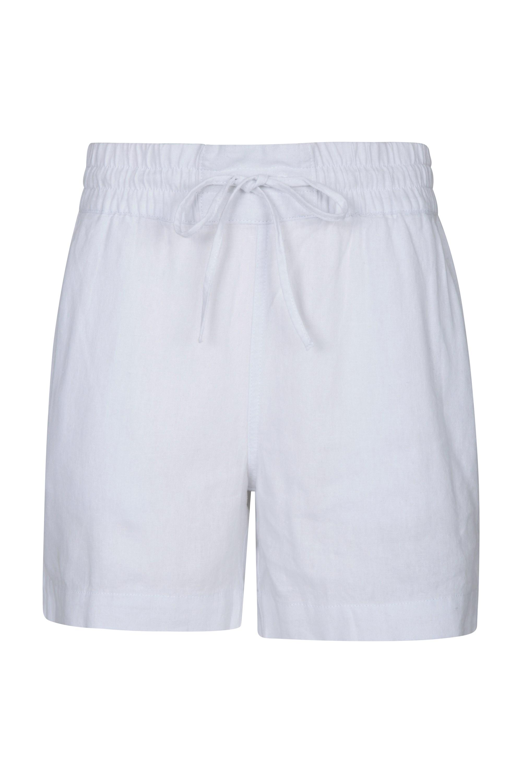 Summer Island Damen-Shorts - Weiss