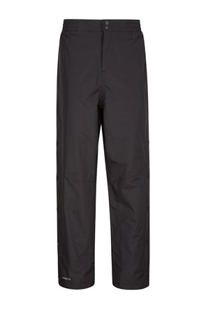 Extreme Downpour Waterproof Mens Over Trousers - Regular Length