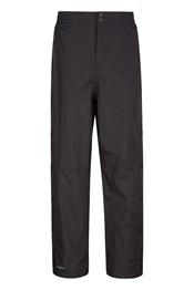 Downpour Extreme Waterproof Mens Overpants - Short Length