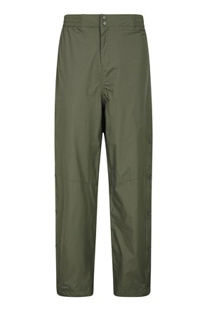 Downpour Extreme Waterproof Mens Over Trousers - Short Length