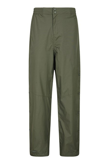 025776 EXTREME DOWNPOUR WATERPROOF OVERTROUSER SHORT LENGTH