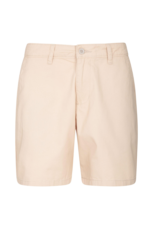 Lakeside Damen-Shorts - Beige