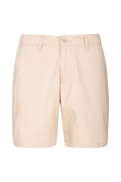 Lakeside II Womens Shorts - Beige
