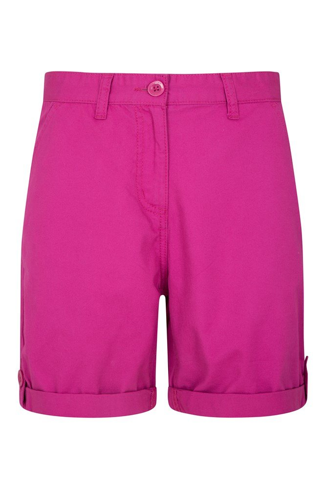Lakeside Damen-Shorts - Rosa