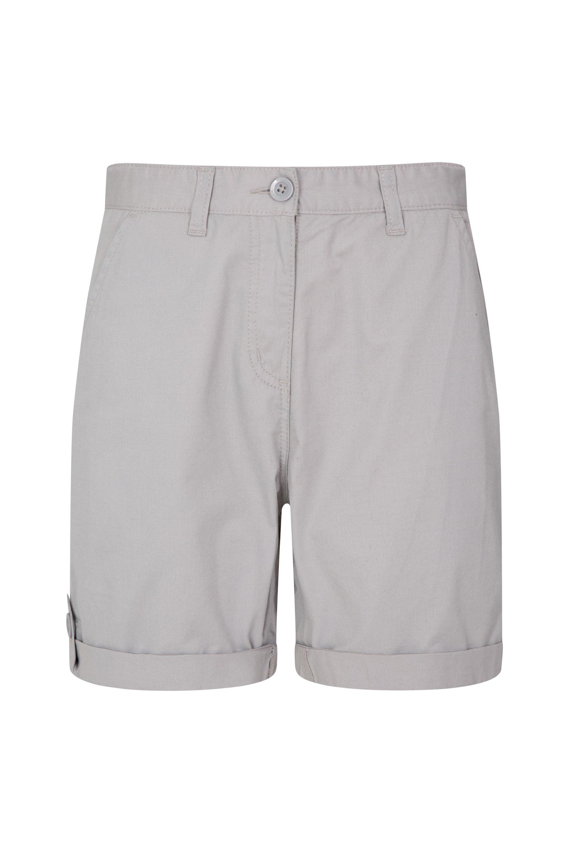 Lakeside II Womens Shorts - Grey