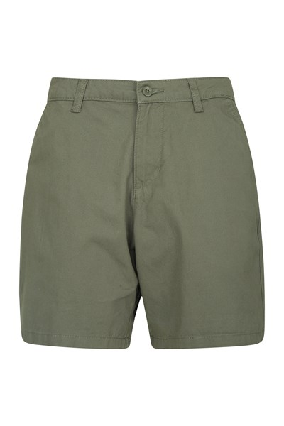 Lakeside II Womens Shorts - Green