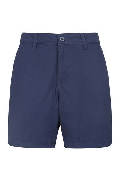 Lakeside II Womens Shorts - Navy