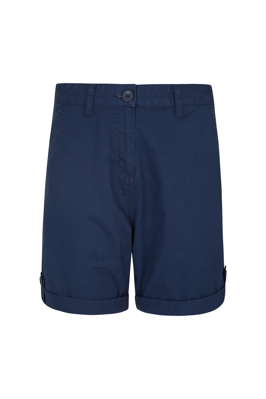 Lakeside II Womens Shorts - Navy
