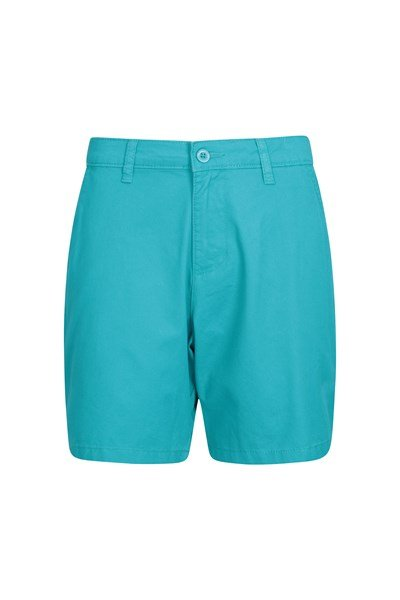 Lakeside II Womens Shorts - Teal
