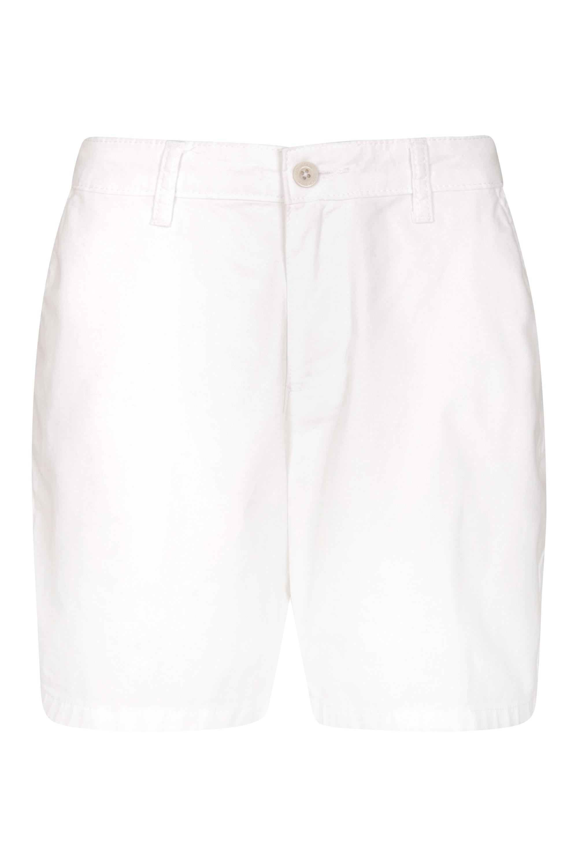 Lakeside Damen-Shorts - Weiss