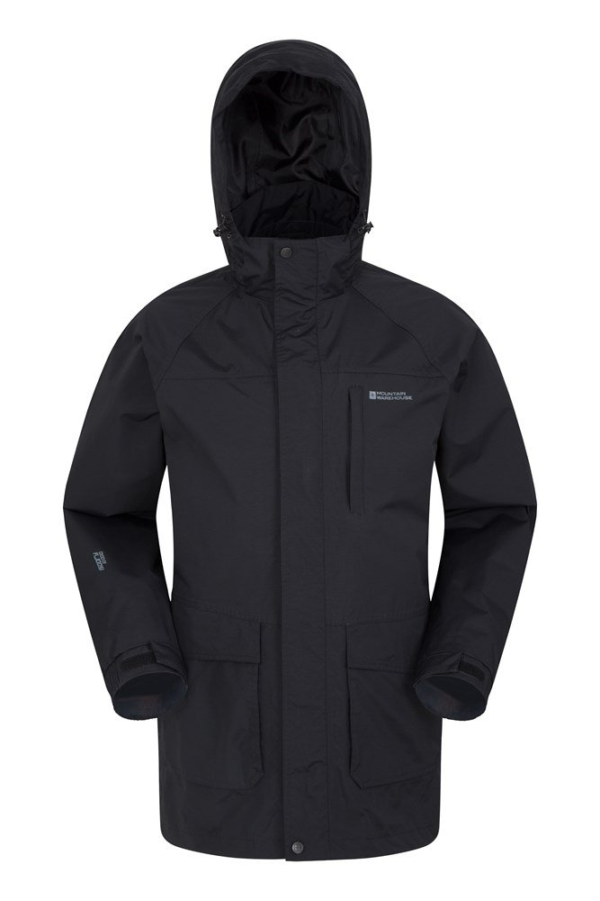 best choice new high superior quality Glacier II Mens Long Waterproof Jacket