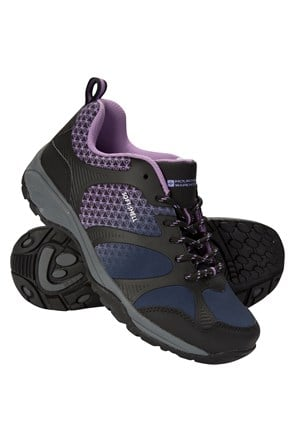 Glissade Womens Softshell Shoes