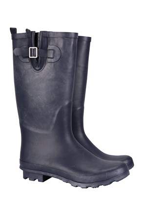 Puddle Perfection Womens Rubber Wellies