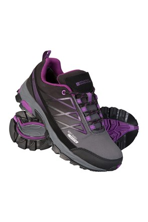 Peak Womens Softshell Waterproof Shoes