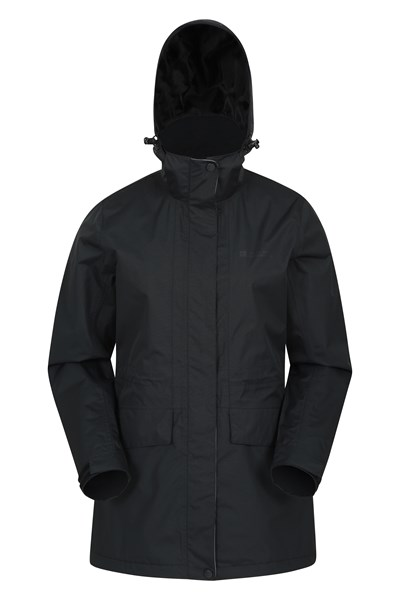Mountain Warehouse Wms Shine Reflect 360 Womens Waterproof Jacket