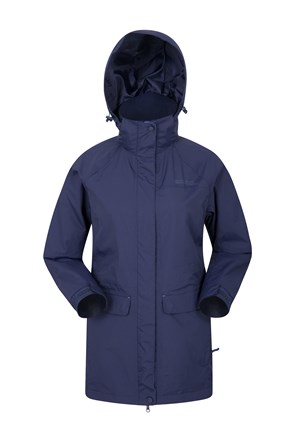 Chaqueta Impermeable Mujer Glacier