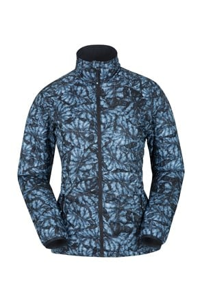 Spring Time Ultra Light Womens Padded Jacket