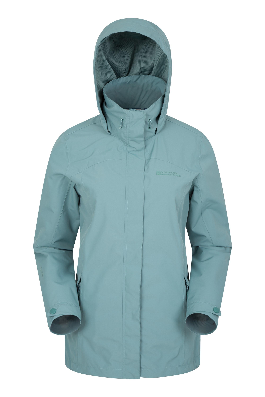 Cambridge Womens Waterproof Jacket - Green
