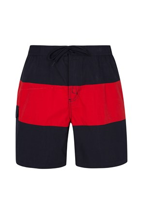 Sand Stripe Mens Boardshorts
