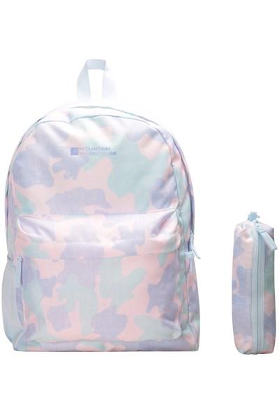 Bookworm 20L Backpack - Blue