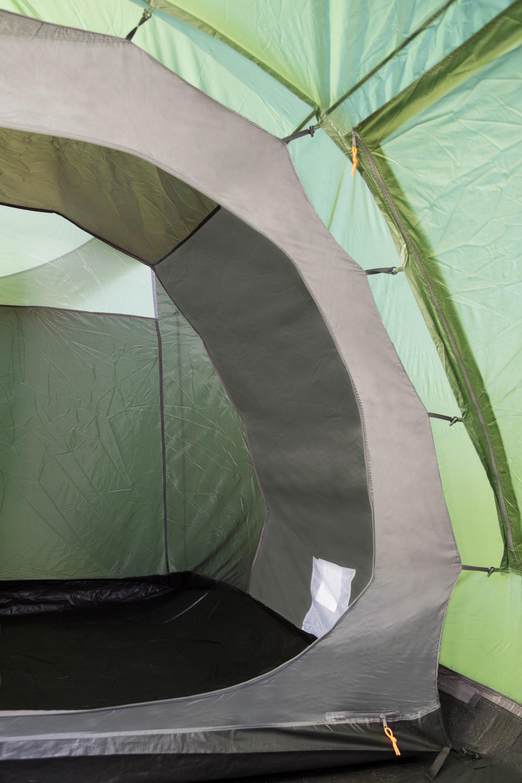 & Buxton 6 Man Waterproof Tent   Mountain Warehouse GB