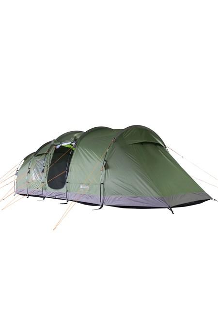 buy popular ae0e6 e6cc3 Buxton 6 Man Waterproof Tent
