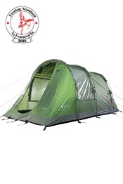Buxton Waterproof 4 Man Tent