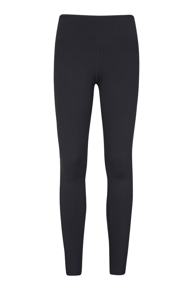 Back To Basics Womens Leggings - Black