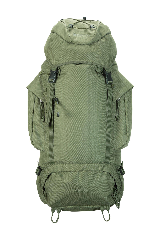 High 70L Backpack - Green