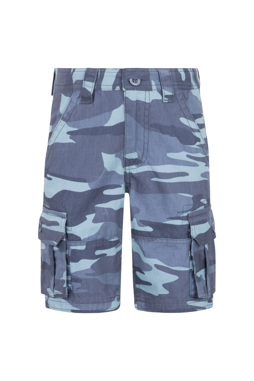 025899 blu camo cargo kids shorts kid ss18 1
