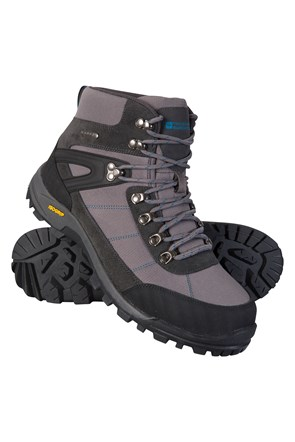 Storm Mens Waterproof IsoGrip Boots