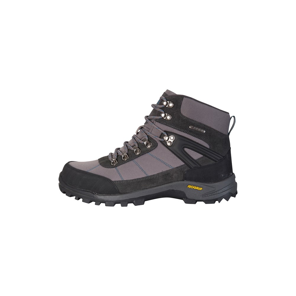Mountain-Warehouse-Storm-Waterproof-Iso-Grip-Boot-with-Mesh-Lining thumbnail 12