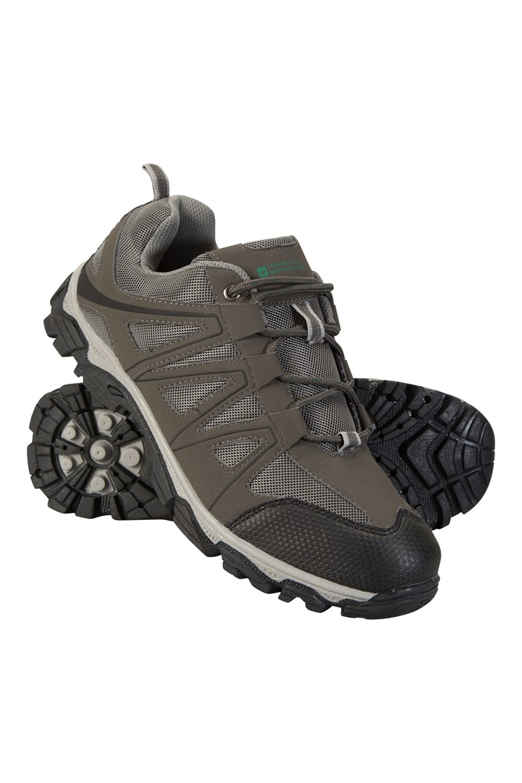 Highline Mens Shoes - Grey