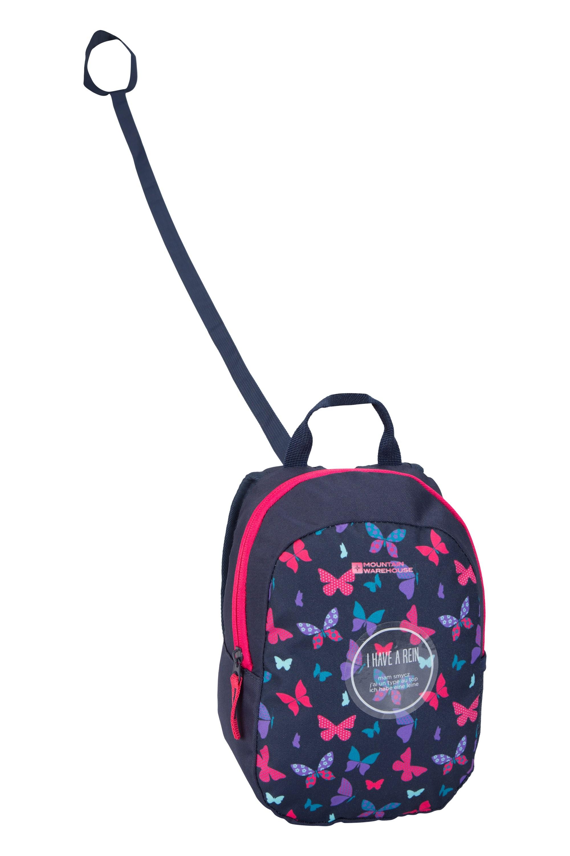 Junior Butterfly Walker Backpack - Purple
