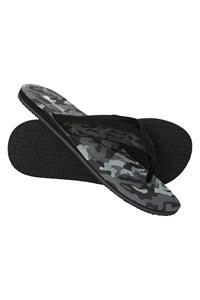 fc710eea26ec £9.99  Mens Camo Flip Flops