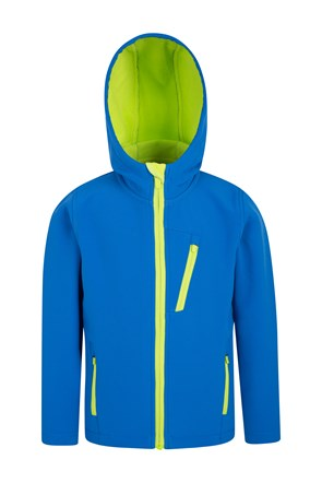 Saturn Kids Softshell Jacket