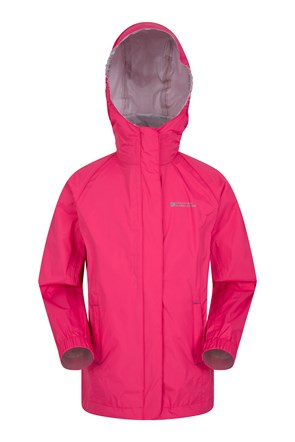 Kids Breezy Waterproof Jacket