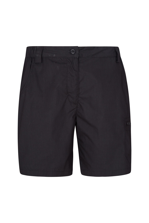 Trek II Womens Shorts - Black
