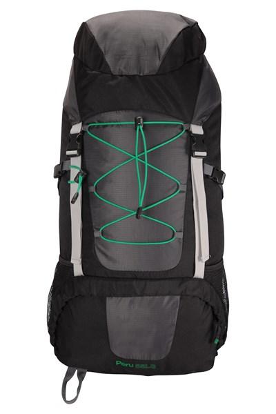 Peru 55L Backpack - Grey