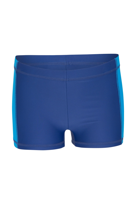 Kids Swimming Shorts - Navy