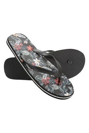 Beach Walk Mens Flip Flops
