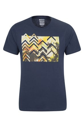 Chevron Mens Tee
