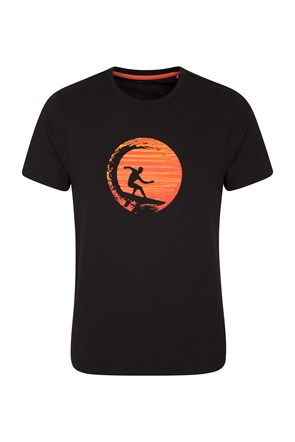 Wave Breaker Mens Tee