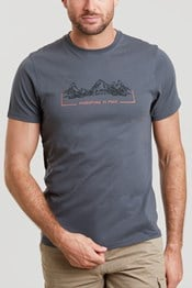 Adventure is Free Herren T-Shirt