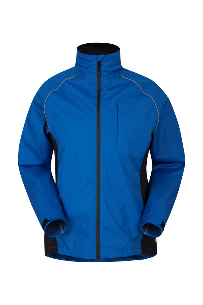 Adrenaline Mens Bike Jacket - Blue